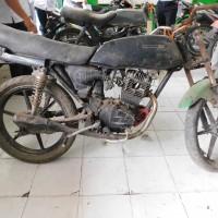 3. Sepeda Motor Honda GL Pro di Kabupaten Majene
