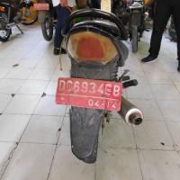 4. Sepeda Motor Minerva / MX100-2B Nopol DC 6981 BG di Kabupaten Majene
