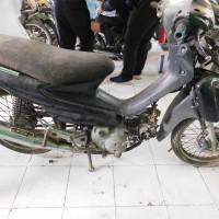 7. Sepeda Motor Suzuki Smash / FD 110XCSD Nopol DC 6857 BB di Kabupaten Majene