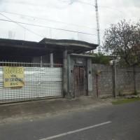 Tanah seluas 350 m2 berikut bangunan di atasnya, SHM No. 3080, di Kelurahan Renon, Denpasar Selatan, Kota Denpasar (BRI KC Bangli)