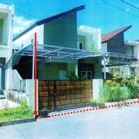 1 bidang tanah dengan total luas 127 m<sup>2</sup> berikut bangunan di Kabupaten Lombok Barat