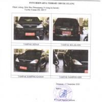 8 kendaraan bermotor di Kota Denpasar