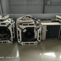 BPJS Kesehatan Smg : 1 paket Peralatan berupa 5 unit AC Cassette kondisi rusak