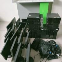 BPJS Kesehatan Smg : 1 paket Perangkat Komputer berupa 18 unit PC Lenovo kondisi rusak