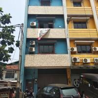 1 bidang tanah dengan total luas 68 m<sup>2</sup> berikut bangunan di Kota Jakarta Pusat