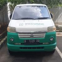 BPJS Kes Jakbar : A. 1 (satu) unit Mobil Customer Service Suzuki APV GX M/T B-1429-DQ di Kota Jakarta Barat
