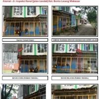 1 bidang tanah dengan total luas 114 m2 berikut bangunan di Kota Makassar (PT. PNM Cab. Makassar)