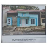 BNI Dumai - 1 bidang tanah dengan total luas 152 m2 berikut bangunan di Kabupaten Bengkalis