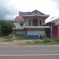 1 bidang tanah dengan total luas 1477 m2 berikut bangunan di Kabupaten Barito Timur