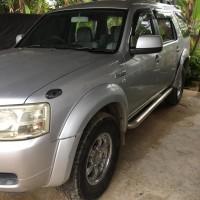 Kantah Barsel: 1 unit mobil Ford Ranger, tahun 2007, Silver Metalik , KH 1050 TU (2)