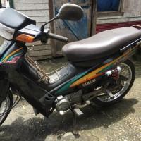 Kantah Barsel: 1 unit sepeda motor Yamaha/V 100 E, tahun 2000, hitam, KH 2125 DY (3)