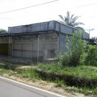 (Mandiri RRCR Medan) 1 bidang tanah & bangunan luas 566 m2, SHM 208, di Geringging Baru, Benai, Kuantan Singingi