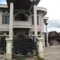 Bank Mandiri RRCR Mdn-3. Tanah & bangunan, luas 632 m2, SHM 538, di Desa Pematang Berangan, Kec. Rambah, Kab. Rokan Hulu