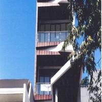 Sebidang tanah luas 275 m2 berikut bangunan diatasnya sesuai SHGB No.589 lokasi  di Jl.Embong Cerme Kel.Embong Kaliasin Kec.Genteng Surabaya