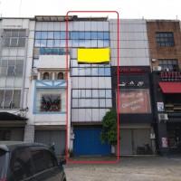 (PT INDOSURYA) T&B LT 118 m2 di Ruko Kalimalang Mas Blok B9, Jalan Tarum Barat No. E7 RT. 009 RW. 007, Pondok Bambu, Duren Sawit,