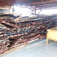 KPP BENGKULU: 1 Paket Bongkaran Atap Gedung berupa Genteng Metal di Kota Bengkulu