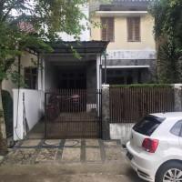 1 bidang tanah dengan total luas 176 m2 berikut bangunan di Kota Bandung