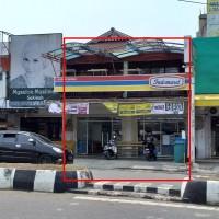 2. Sebidang tanah seluas 429 m2 berikut bangunan diatasnya terletak di Jalan Sudirman Manna Kab.Bengkulu Selatan