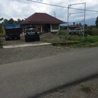 BRI LAHAT : Sebidang Tanah dan bangunan luas tanah 707 m2 SHM No 57 di Kabupaten Lahat