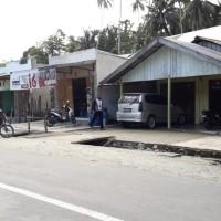 Tanah&bangunan luas 627 m2,terletak di Desa Ongka,Kec.Moutong,Kab.Parimo SHM No.2838 an.Ramli Masjud (PNM PALU)