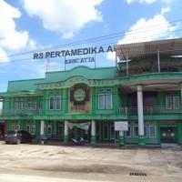 1 bidang tanah dengan total luas 2166 m2 berikut bangunan di Kota Bontang