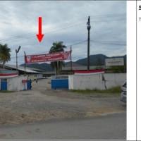 PT. BNI (PERSERO) TBK : 3 bidang tanah, total luas 15.502 m2 berikut bangunan, di Jend. Gatot Subroto Kel. Pondok Batu Kec. Sarudik