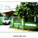 BPR Sarana Utama Multidana, 1 bidang tanah dengan total luas 402 m2 berikut bangunan di Cengkareng, Jakarta Barat