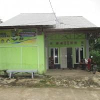 1 bidang tanah dengan total luas 200 m2 berikut bangunan di Kota Bontang