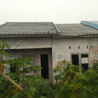 (BNI SKK Pekanbaru) 1 bidang tanah & bangunan luas 107 m2, SHM No. 6723, di Perum Graha Pagestu, Tarai Bangun, Tambang, Kampar
