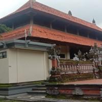 1 (satu) unit Bangunan Gedung Tempat Pertemuan Permanen untuk dibongkar (BPKAD Provinsi Bali)