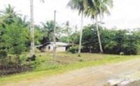 1 bidang tanah dengan total luas 2499 m<sup>2</sup> di Kabupaten Merangin