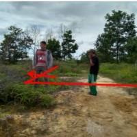 PT.PNM Kaltara : 1 bidang tanah kosong SHM No.1417 luas tanah 450 m2 terletak di Kel.Apung Kabupaten Bulungan