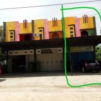 1 bidang tanah dengan total luas 125 m2 berikut bangunan di Kota Kendari