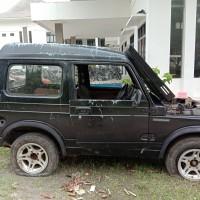 1. Pemkab Manggarai Timur - Suzuki/SJ 410 Katana di Kabupaten Manggarai Timur