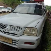 11. Pemkab Manggarai Timur - Mitsubhisi Strada  di Kabupaten Manggarai Timur