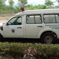 12. Pemkab Manggarai Timur - Ford/Ranger Double Cabin di Kabupaten Manggarai Timur