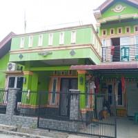 (BPR Fianka) 1 bidang tanah & bangunan luas 111 m2, SHM No. 12, Jalan Bukit Barisan, Perum Cendana 3, Pematang Kapau, Kulim, Pekanbaru