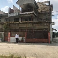 BNI RR 02-3. Tanah & bangunan, luas 158 m2, SHM 1295, di Perumahan Kuantan Jaya Blok N.47, Kel. Sekip, Lima Puluh, Pekanbaru