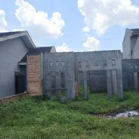 BNI SKK Pku-2. Tanah & bangunan, luas 148 m2, SHM 114, di Perum Tulip Regency Blok B-7, Sialang Munggu, Tuah Madani, Pekanbaru