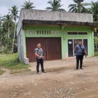 PT. BRI KC PANYABUNGAN : Tanah seluas 162 m2 & rumah, SHM No.217 An.Hermanto, di Desa Panggautan Kec. Natal