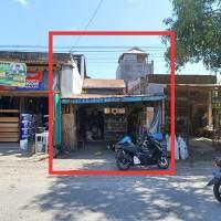 1 bidang tanah dengan total luas 100 m2 berikut bangunan di Kabupaten Mamuju Tengah