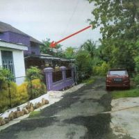 BNI : 1 bidang tanah dengan total luas 154 m2 berikut bangunan di Kabupaten Muara Enim, SHM No. 584