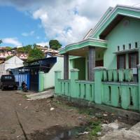 BRI Bitung - 1 bidang tanah dengan total luas 150 m2 berikut bangunan di Kota Bitung