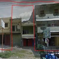 (BNI Kanwil Mks) 4 bidang tanah dengan total luas 1122 m2 berikut bangunan di Kabupaten Bone