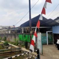 6 bidang tanah dengan total luas 1186 m2 berikut bangunan di Kota Jakarta Timur