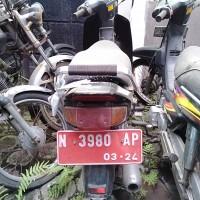 2. Pemkot Malang - HONDA C 100 ML Nopol N 3980 AP di Kota Malang