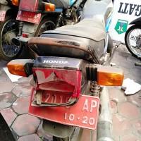 11. Pemkot Malang - HONDA GL MAX 125 Nopol N 2019 AP di Kota Malang