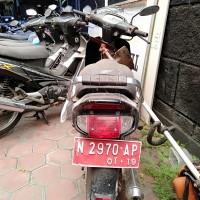 5. Pemkot Malang - HONDA C 100 ML Nopol N 2970 AP di Kota Malang