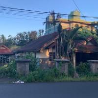 BRI Tondano - 2 bidang tanah dengan total luas 1182 m2 berikut bangunan di Kota Tomohon