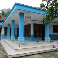 (BANK MEGA REGIONAL SURABAYA) : 1 bidang tanah berikut bangunan seluas 1107 m2 ; SHM 00045/Tanah Merah Laok di Kabupaten Bangkalan